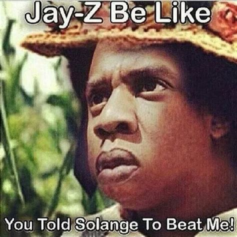 The Color Purple Meme - remix 10 more solange knowles jay z and beyonce fight