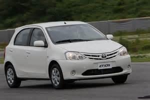 A Toyota Opini 227 O Se O Etios Fosse Bonito Toyota Disputaria A