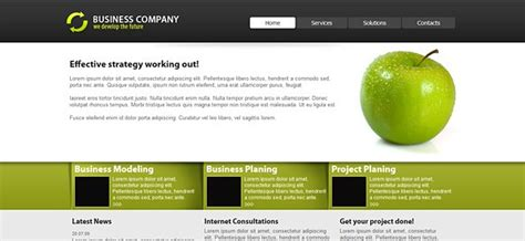 business website templates free html with css basic css template business cartel free css templates