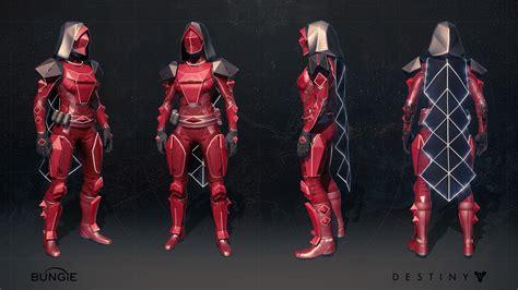 Destiny 3d Character Models