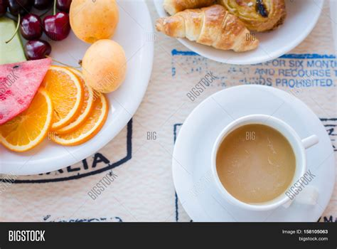 Large Plate 31 900 Per Pcs breakfast including image photo free trial bigstock