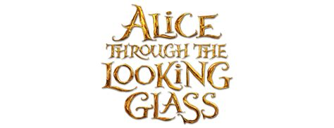 glass logo png alice through the looking glass movie fanart fanart tv