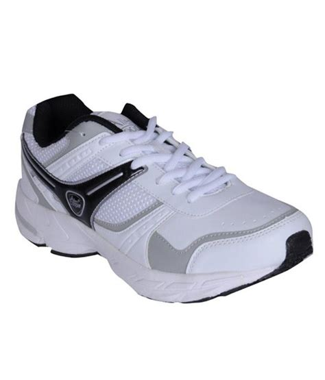 allen cooper white sports shoe for price in india buy