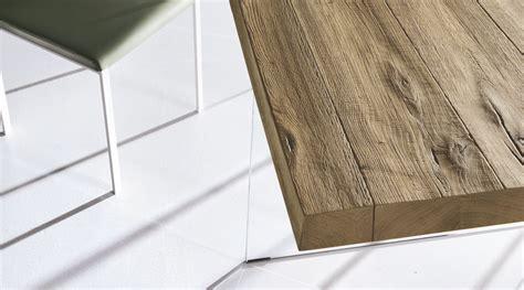 tavolo in legno naturale tavolo air il chiodo
