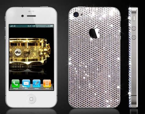 Iphone Samsung Blink Blink Handmade Casing Biru iphone 4 studded in swarovski by crystalroc