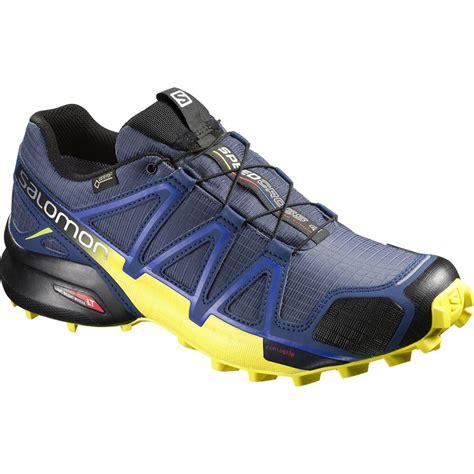 salomon speedcross 3 gtx trail running shoe salomon speedcross 4 gtx trail running shoe s