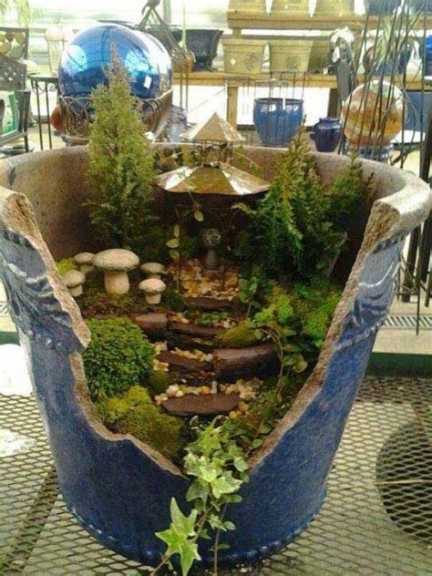Garden Recycle Ideas Diy Garden Ideas 37 Recycled Stuff Gardening And Garden Decors Diy Craft Ideas Gardening