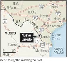 Nuevo Laredo Mexico Map by Borderland Beat In Mexico S Nuevo Laredo Drug Cartels