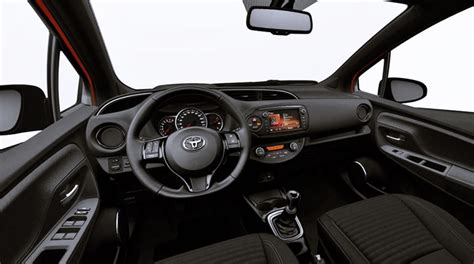 Toyota Yaris 2019 Interior by 2019 Toyota Yaris Review Price And Release Date
