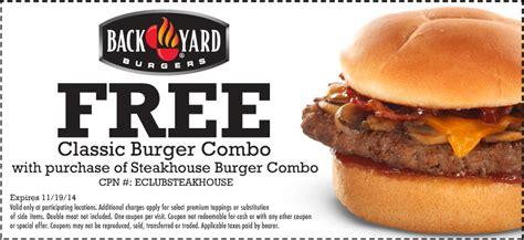 backyard burger application online backyard burger application outdoor goods