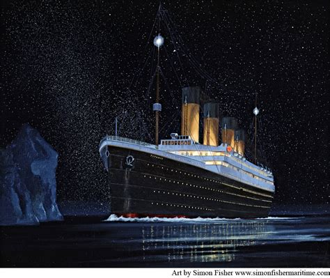 How Did The Iceberg Sink The Titanic gibberish the iceberg s accomplice did the moon sink the