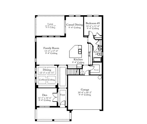 standard pacific home floor plans standard pacific homes
