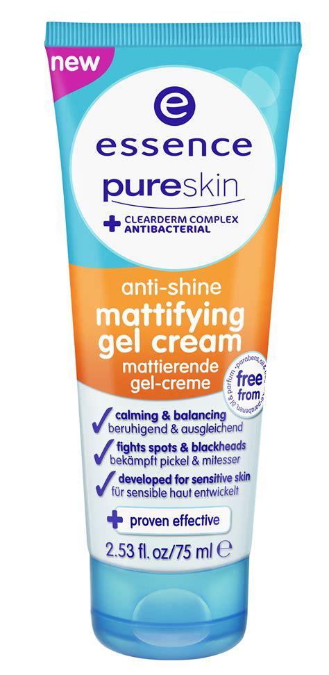 libro pure skin essence pure skin anti shine mattifying gel cream