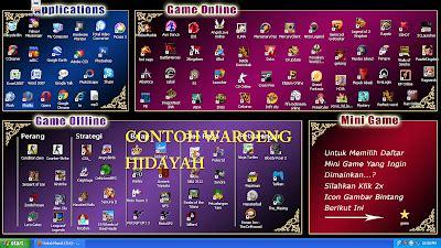 Wifi Maxindo warnet hidayah