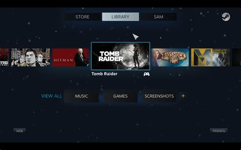 wallpaper engine not in steam library steam community guide steamos how to add plex home