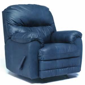 Blue Leather Recliner Furniture Gt Living Room Furniture Gt Leather Recliner