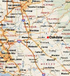oakdale map to real estate listings homes for sale in