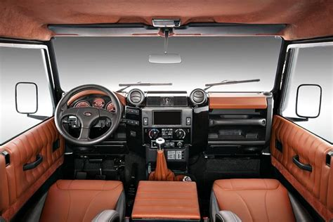 defender land rover interior 2016 land rover defender review price specs interior us