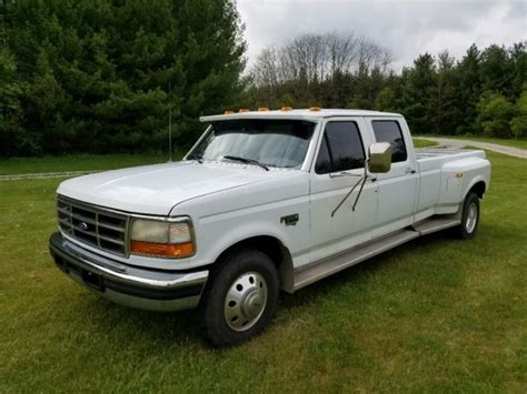 how cars engines work 1995 ford f350 lane departure warning 1ftjw35f1sea03898 ford f 350 diesel four door crew cab 1995