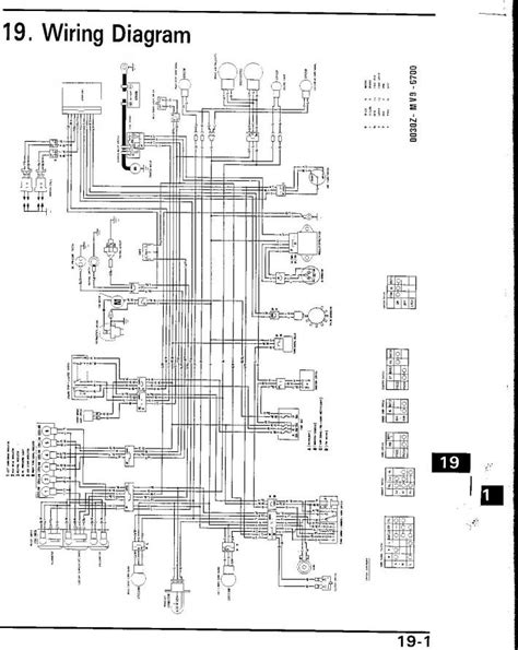yamaha headlight wiring diagram schematics yamaha wiring