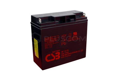 Baterai Ups 12v 17ah 12v 17ah battery csb