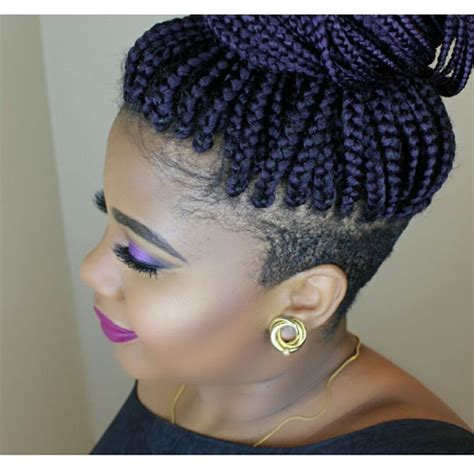 pixie braids shaved side best 25 braids with shaved sides ideas on pinterest
