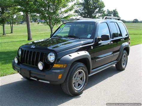 2005 Jeep Renegade 2005 Jeep Liberty Renegade Details Rolla Mo 65401