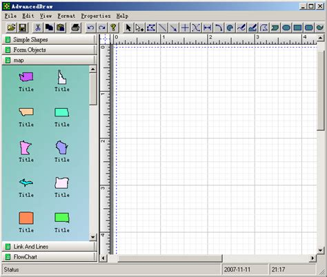 visio 2007 shapes list visio like toolbox window drag and drop