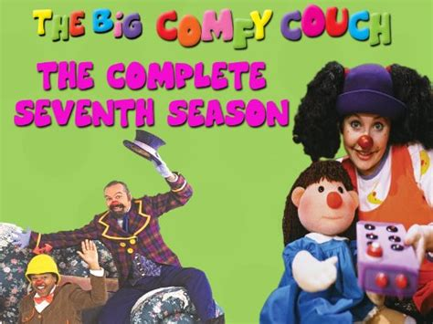 the big comfy couch clown in the round the big comfy couch season 7 episode 20 clown in the