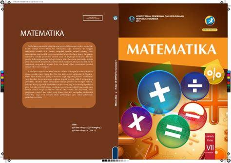 Buku Matematika Kls 7 Semester 1 Smp Mts K13 Revisi 2017 cover buku matematika 7 smp mts sem1 siswa