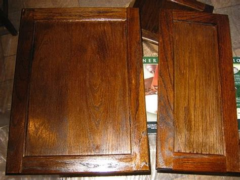 how to refinish kitchen cabinets with stain how to refinish cabinets bob vila