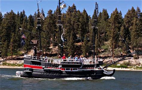 big bear queen boat tour big bear boat and jet ski rentals lake activities water
