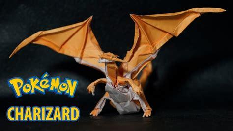 origami charizard complex version demo henry phạm