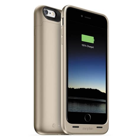 mophie juice pack battery for iphone 6 plus 6s plus 3160