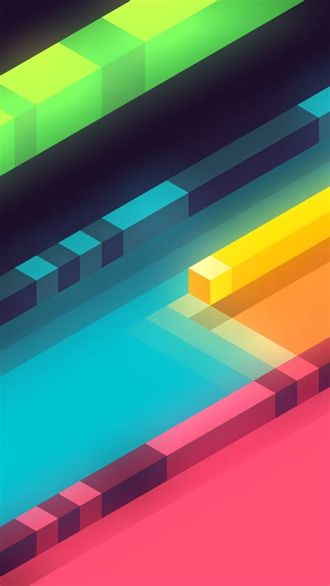 misc  abstract colorful shapes minimalist