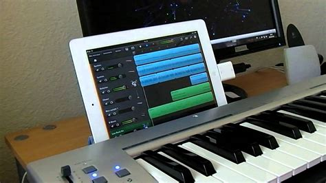 Garageband Midi How To Play Garageband With A Midi Keyboard On