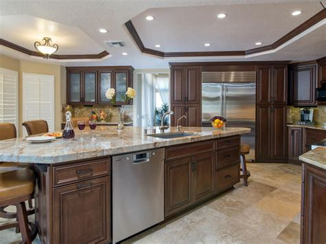 Small Kitchen Islands With Breakfast Bar a guide to kitchen layouts kitchen ideas amp design with