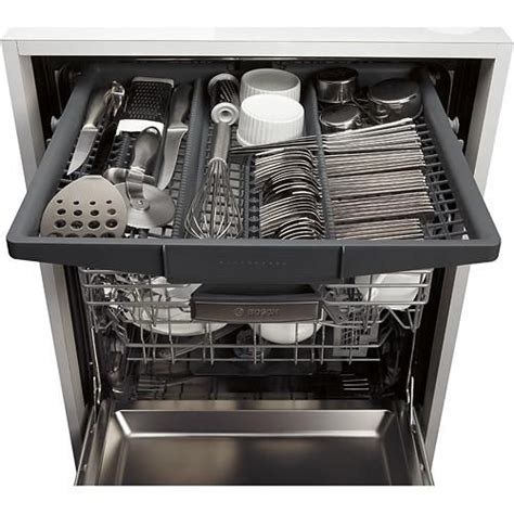 bosch 500 series 24 quot tub built in dishwasher