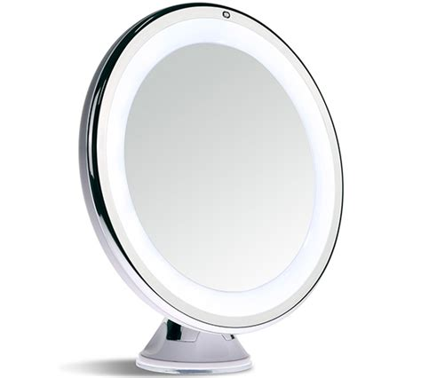 light up cosmetic mirror the future of cosmetics the lighted makeup mirror