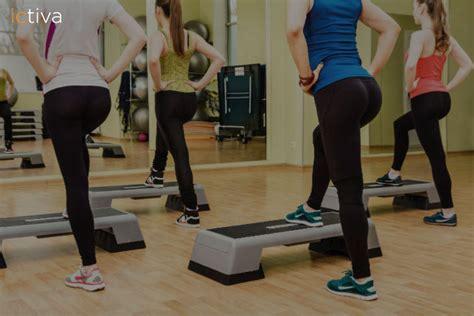 step in casa tabla de ejercicios para empezar con el step en casa