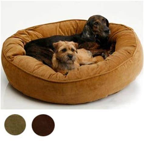 dog nesting bed corduroy nesting bed