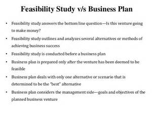 feasibility planning