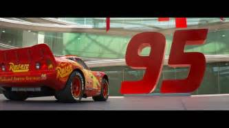 Lightning Strike Hits Car The All New Cars 3 Lightning Strikes Extended Look
