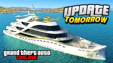 sinking boat gta 5 gta 5 dlc online quot yacht dlc quot customizations gta 5 dlc