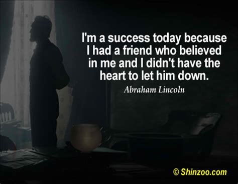 why is abraham lincoln a abraham lincoln quotes 009 why i am a success today