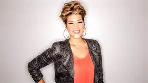 tessanne chin hairstyle the voice winner tessanne chin signs with icm partners