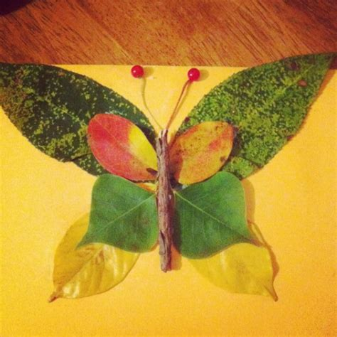 leaf craft for best 25 leaf crafts ideas on autumn diy room