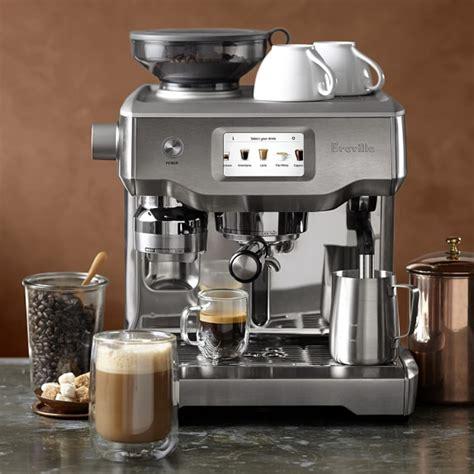Breville Coffee Maker breville oracle touch espresso machine williams sonoma