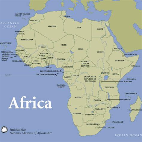 africa map modern map africa timbuktu