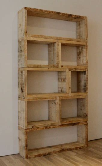Shelf Projects by Out Of Curiosity Reclaimed Wood Pallet Projects